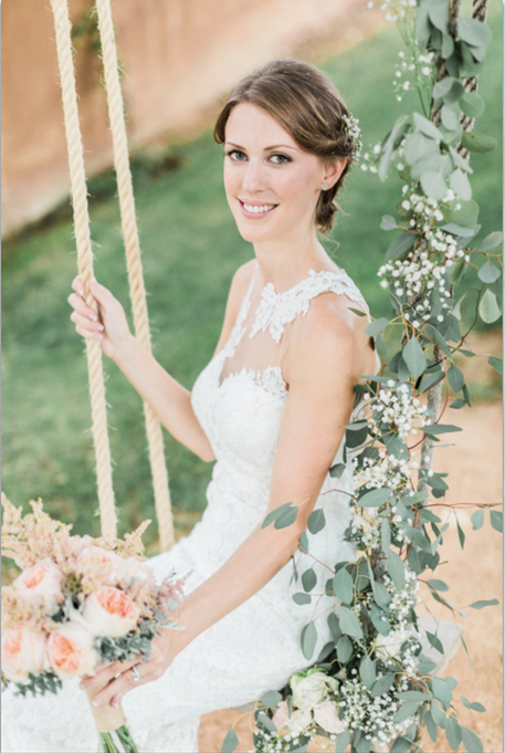 Beautiful bride chose to marry in the Costa Brava