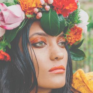 Cuban Inspired Beauty/ Bridal Shoot