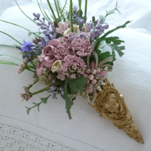 Bridal Bouquets over the years and meanings