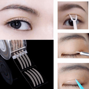 EYELID GLUE OR EYELID TAPE