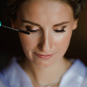Doing your own hair and makeup for your  Wedding Day.
